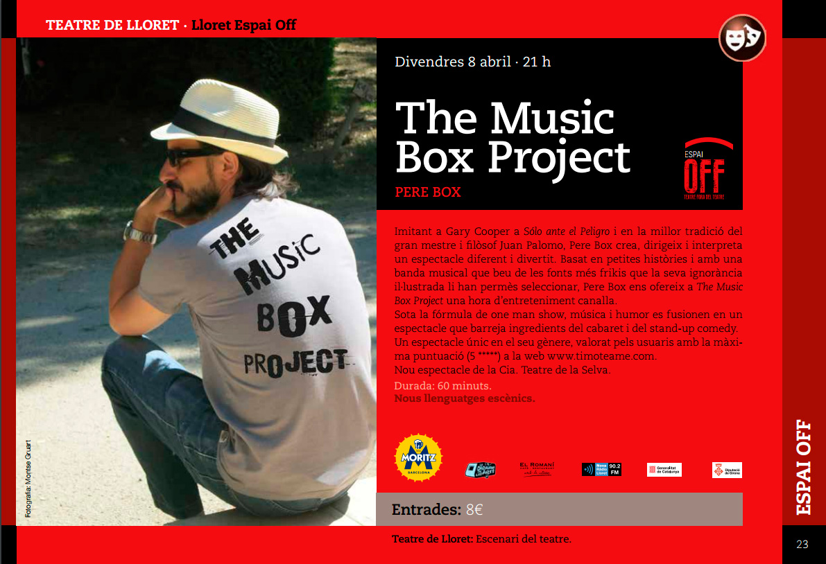 The Music Box Project